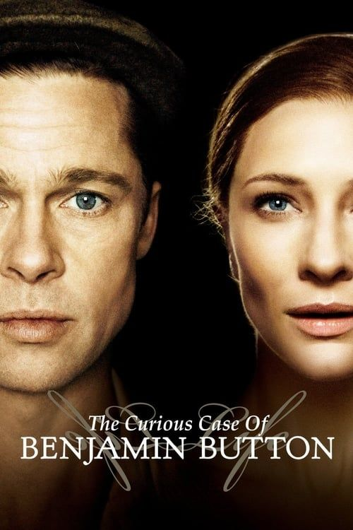 Key visual of The Curious Case of Benjamin Button