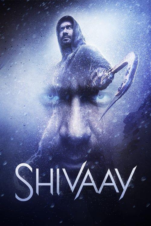 Key visual of Shivaay
