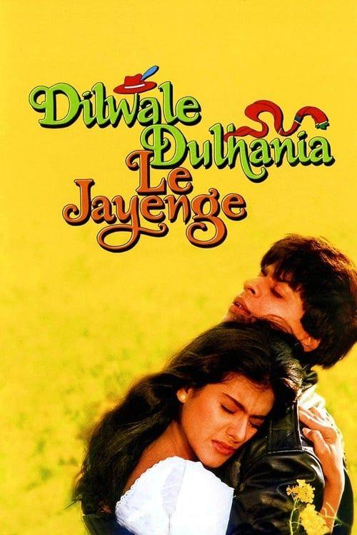 Key visual of Dilwale Dulhania Le Jayenge