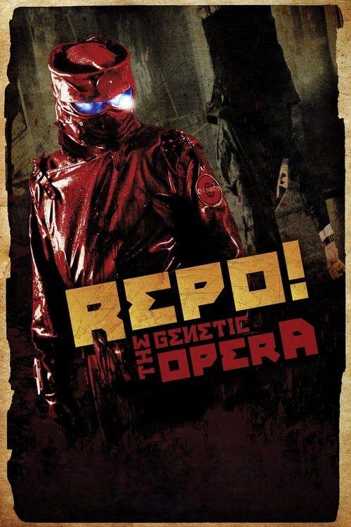 Key visual of Repo! The Genetic Opera