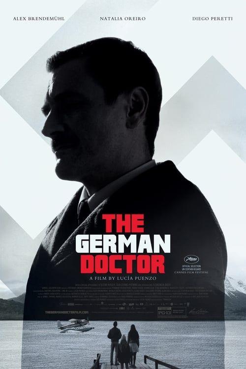 Key visual of The German Doctor