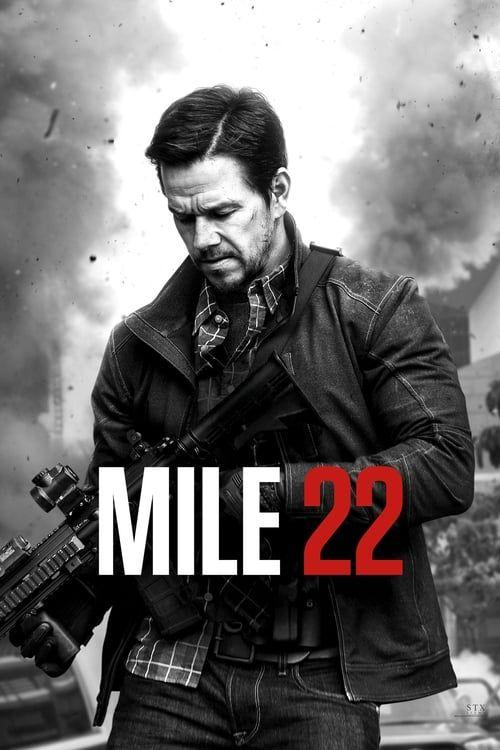 Key visual of Mile 22