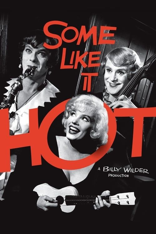 Key visual of Some Like It Hot