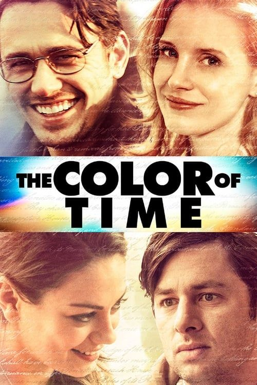Key visual ofThe Color of Time