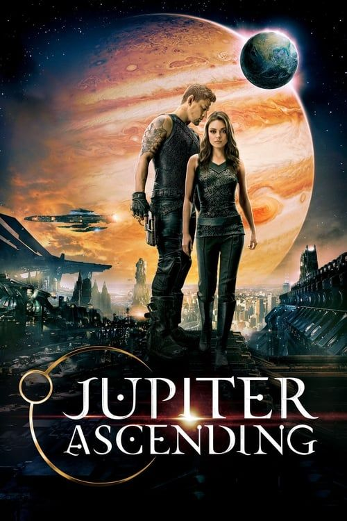 Key visual ofJupiter Ascending