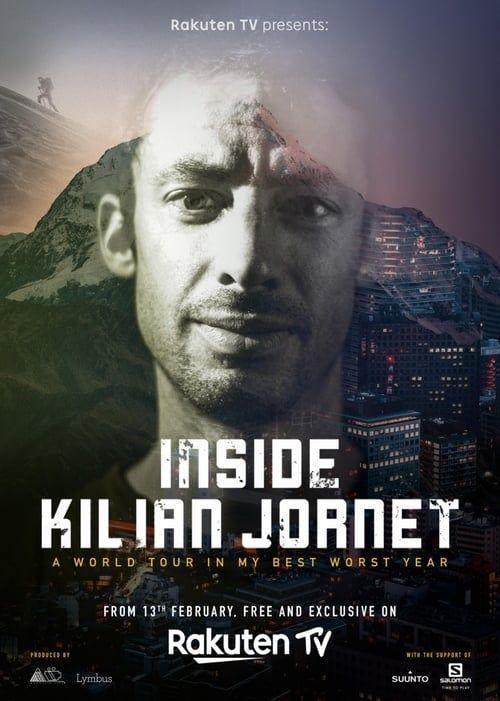 Key visual ofInside Kilian Jornet