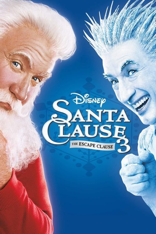 Key visual of The Santa Clause 3: The Escape Clause