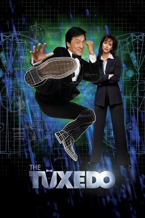 Key visual ofThe Tuxedo
