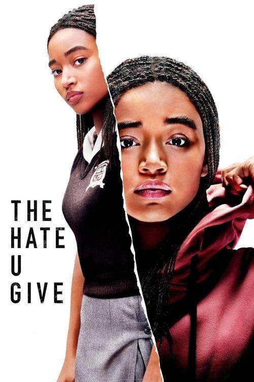 Key visual of The Hate U Give