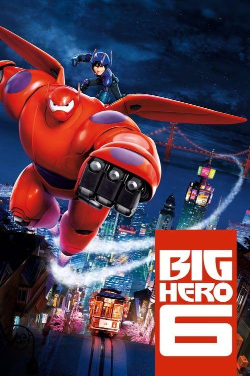 Key visual ofBig Hero 6