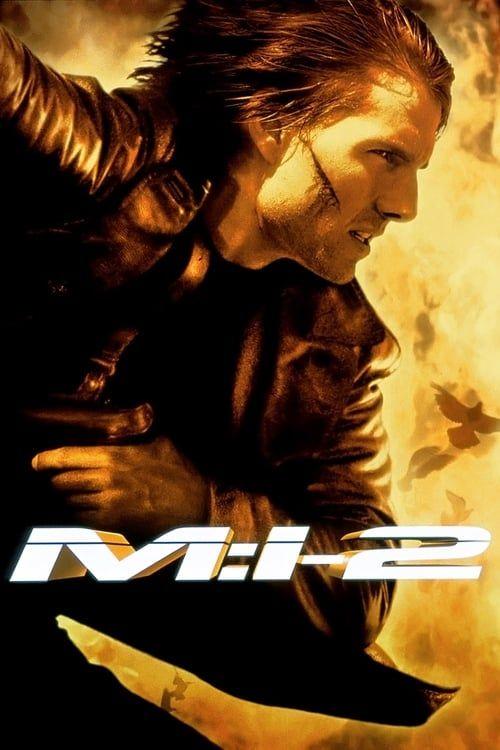 Key visual of Mission: Impossible II