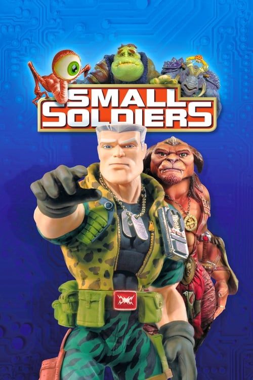 Key visual of Small Soldiers