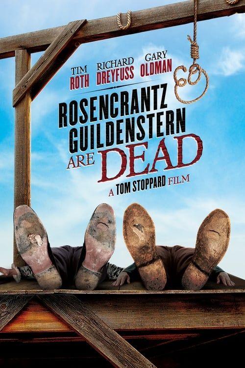 Key visual of Rosencrantz & Guildenstern Are Dead