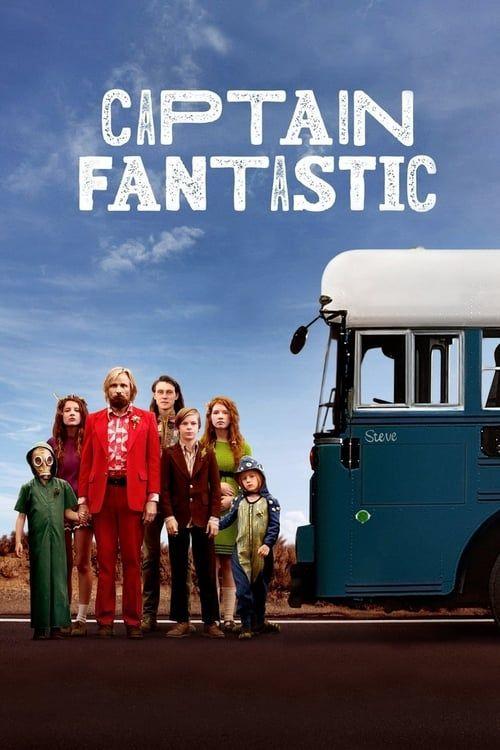 Key visual of Captain Fantastic