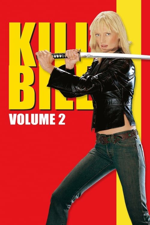Key visual ofKill Bill: Vol. 2