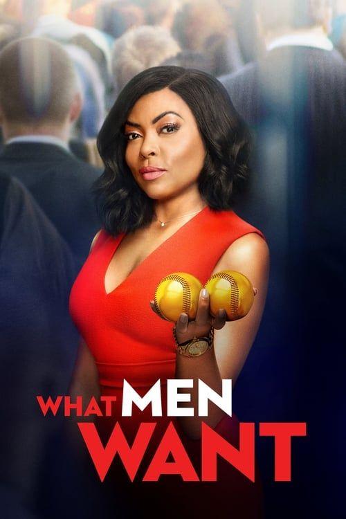 Key visual of What Men Want