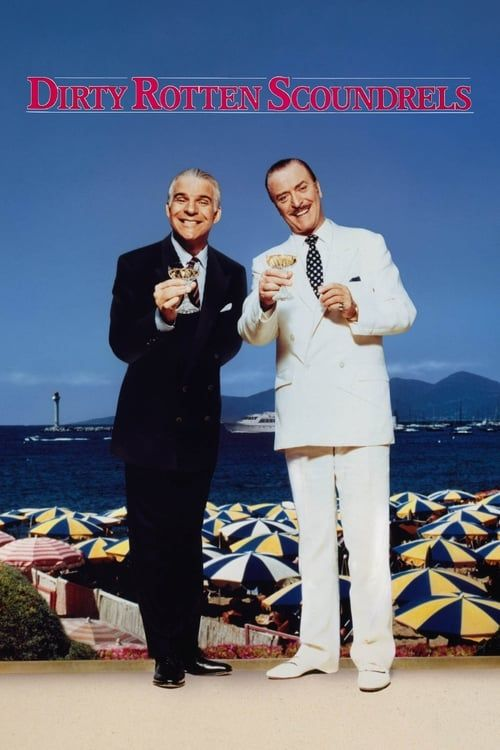 Key visual of Dirty Rotten Scoundrels