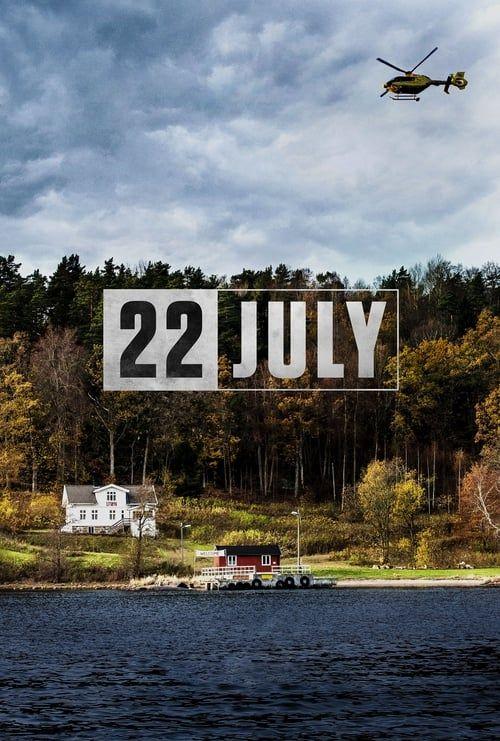 Key visual of 22 July