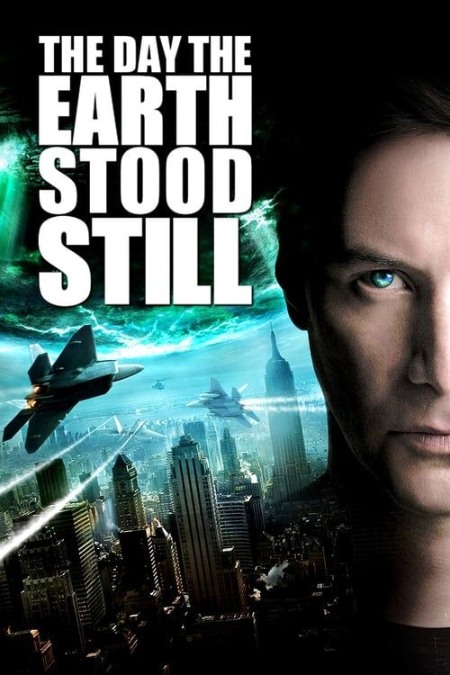 Key visual ofThe Day the Earth Stood Still