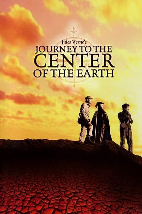 Key visual of Journey to the Center of the Earth
