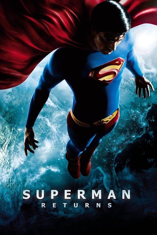Key visual of Superman Returns
