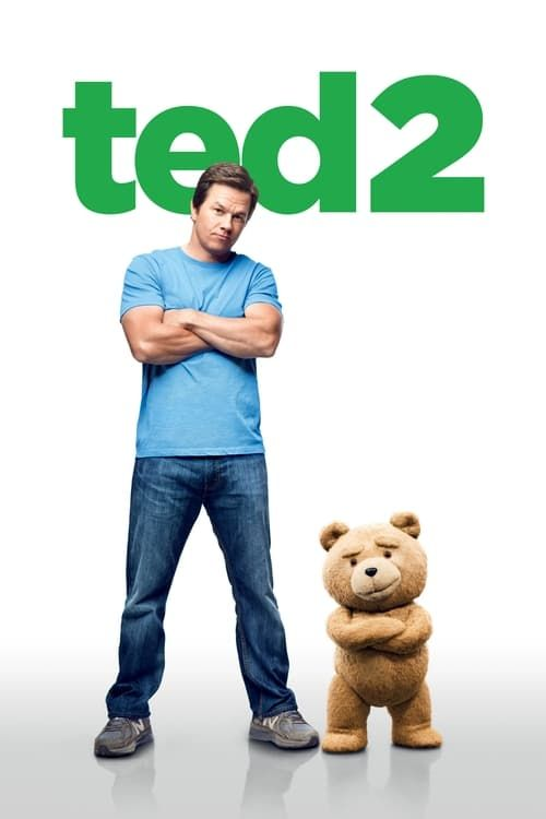 Key visual of Ted 2