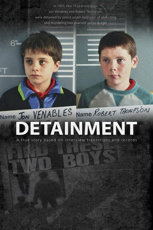 Key visual of Detainment