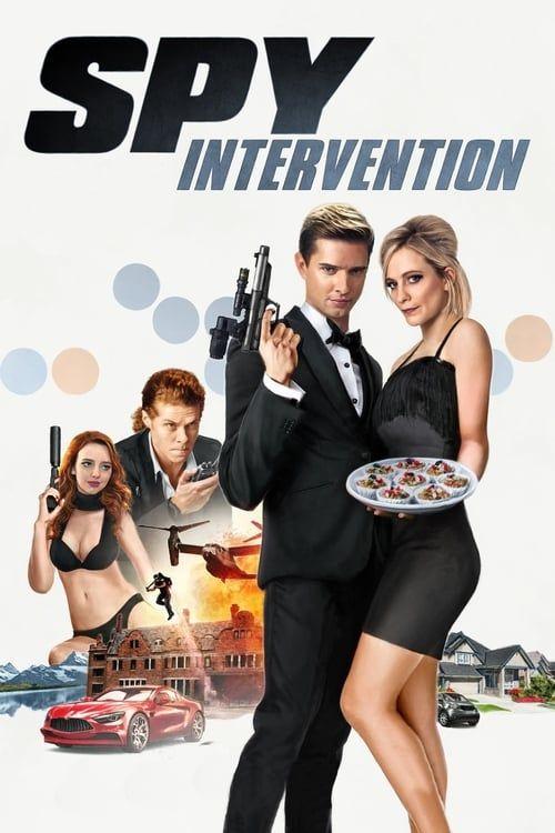 Key visual of Spy Intervention