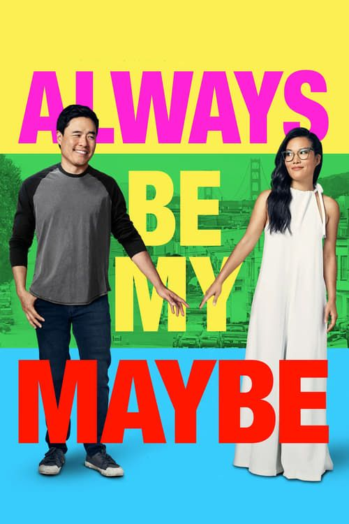 Key visual of Always Be My Maybe