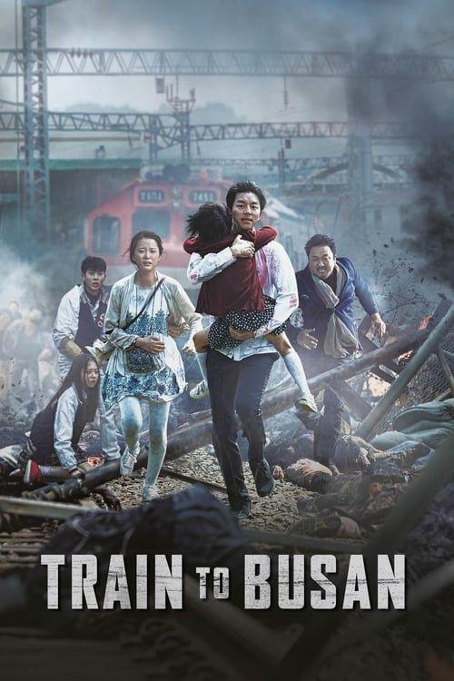 Key visual of Train to Busan