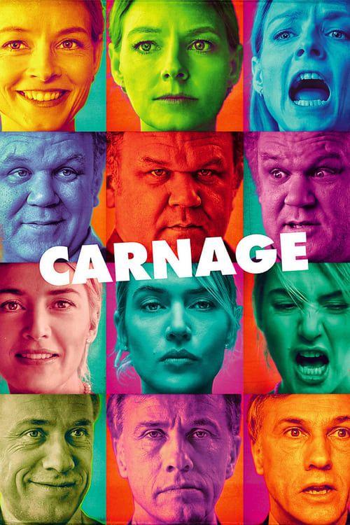 Key visual of Carnage