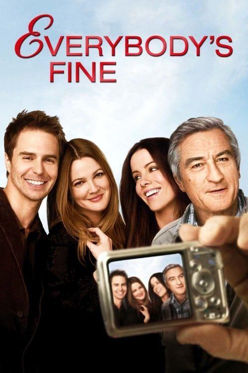 Key visual of Everybody's Fine