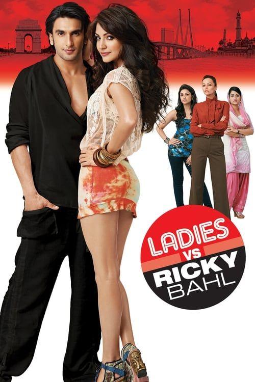 Key visual of Ladies vs Ricky Bahl