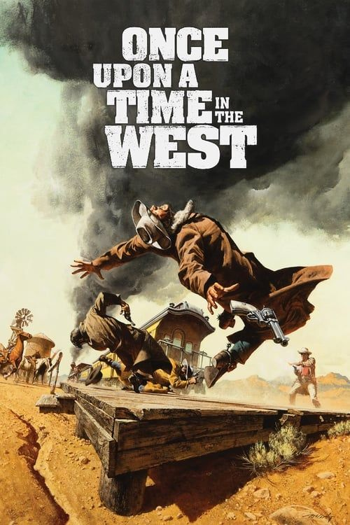 Key visual ofOnce Upon a Time in the West