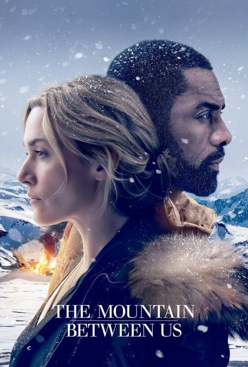 Key visual of The Mountain Between Us