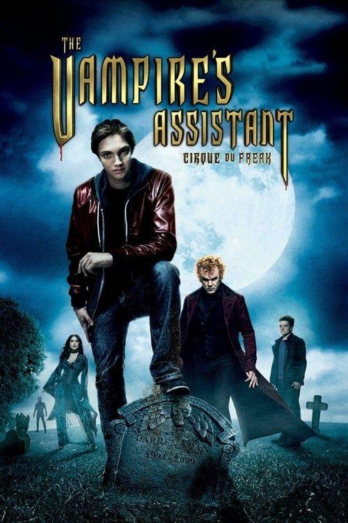 Key visual of Cirque du Freak: The Vampire's Assistant