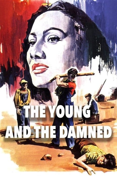 Key visual of The Young and the Damned