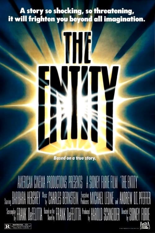 Key visual of The Entity