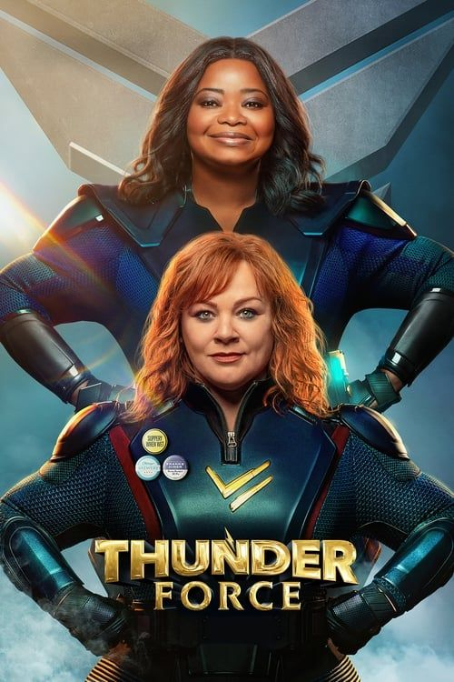 Key visual of Thunder Force