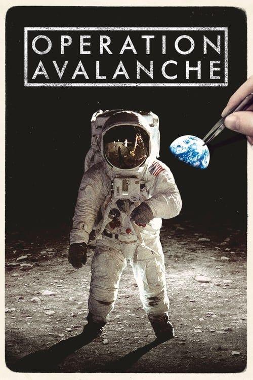 Key visual of Operation Avalanche