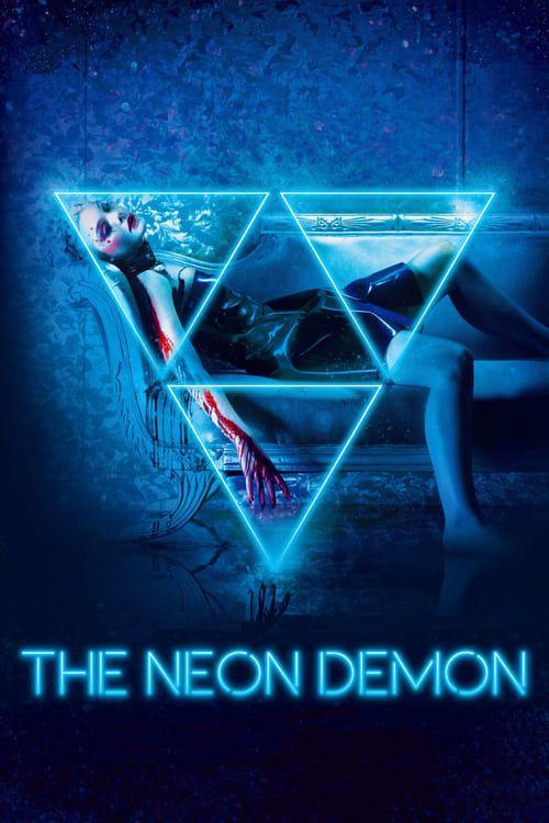 Key visual of The Neon Demon