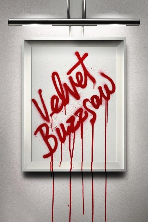 Key visual of Velvet Buzzsaw