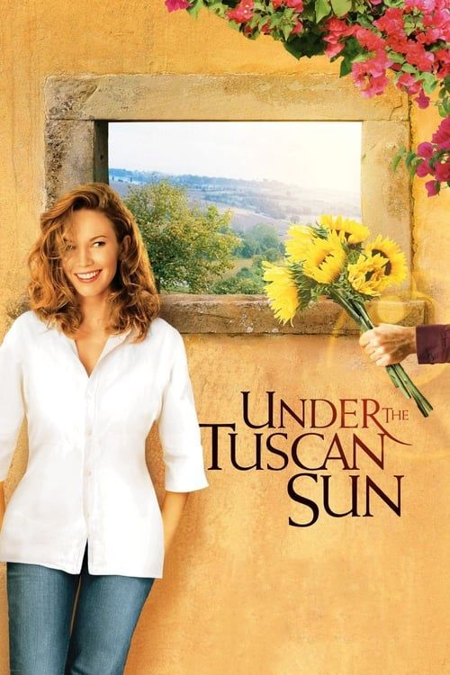 Key visual of Under the Tuscan Sun