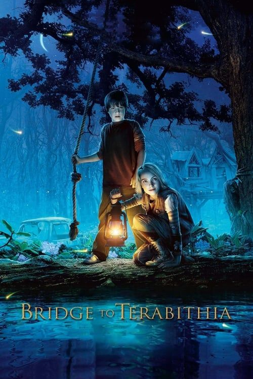 Key visual ofBridge to Terabithia