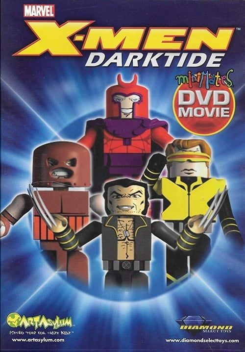 Key visual ofX-Men: Darktide