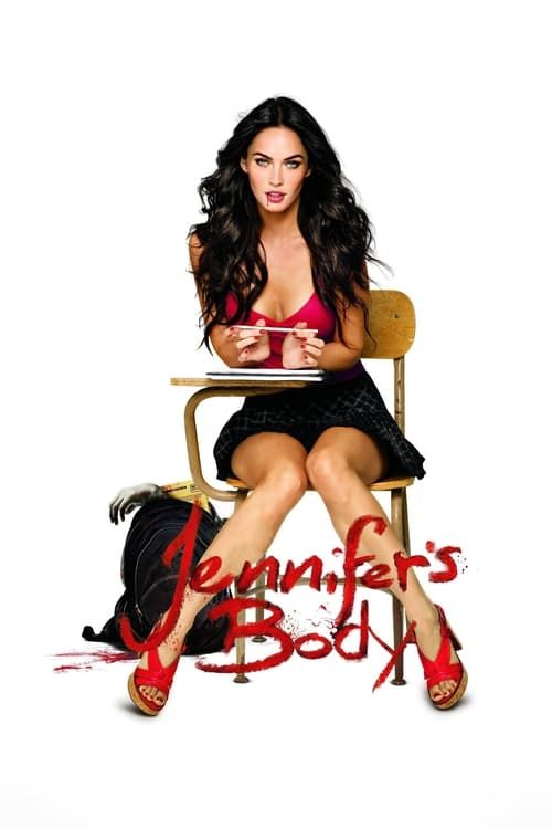 Key visual of Jennifer's Body