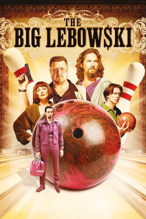 Key visual of The Big Lebowski