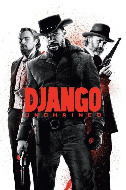 Key visual of Django Unchained