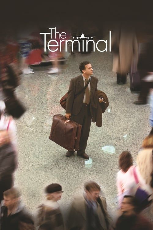 Key visual of The Terminal