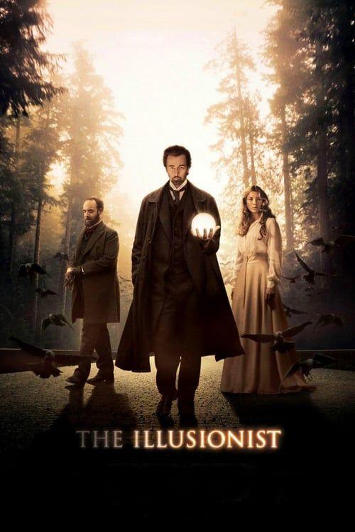 Key visual of The Illusionist